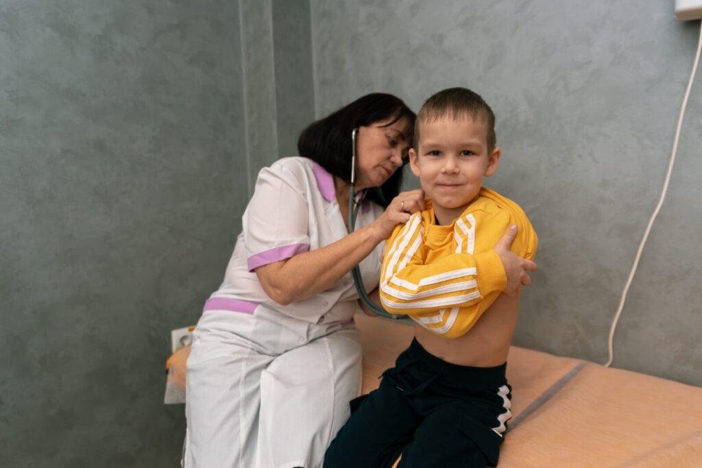 территория санатория Крымский гость
