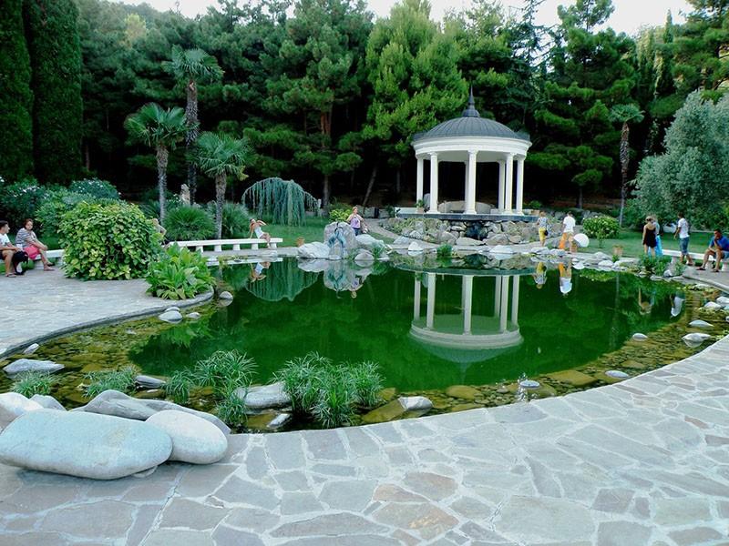 парк айвазовского партенит