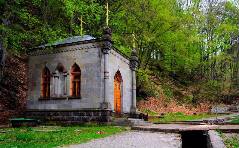 косьмо дамиановский монастырь