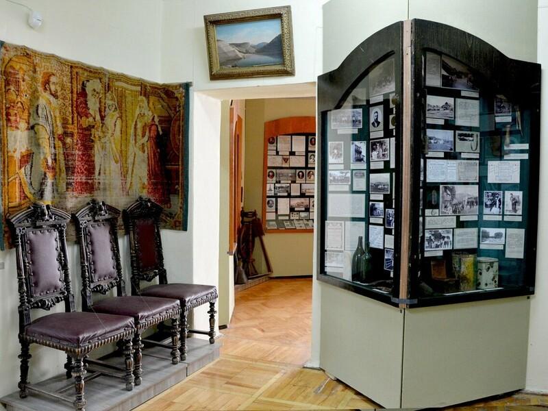 музей в алуште